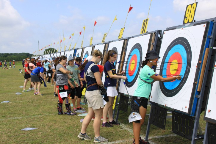 Different Types of Archery Competitions